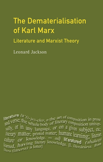marxist literary theory and criticism essay