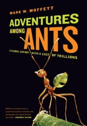 Adventures among Ants - A Global Safari with a Cast of Trillions ebook by Mark W. Moffett