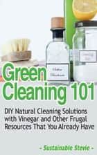 Green Cleaning 101 ebook by Sustainable Stevie