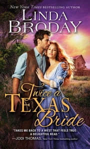 Twice a Texas Bride ebook by Linda Broday