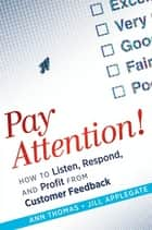 Pay Attention! ebook by Ann Thomas,Jill Applegate