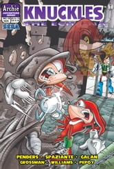 "Knuckles the Echidna #18 ebook by Ken Penders,Patrick ""SPAZ"" Spaziante,Manny Galan,Andrew Pepoy,Barry Grossman"