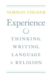 Experience - Thinking, Writing, Language, and Religion ebook by Norman Fischer