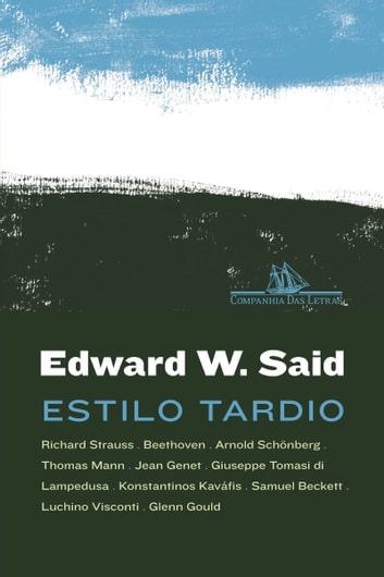 Estilo tardio ebook by Edward W. Said