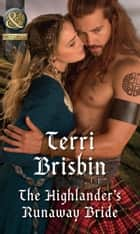 The Highlander's Runaway Bride (Mills & Boon Historical) (A Highland Feuding, Book 2) ebook by Terri Brisbin