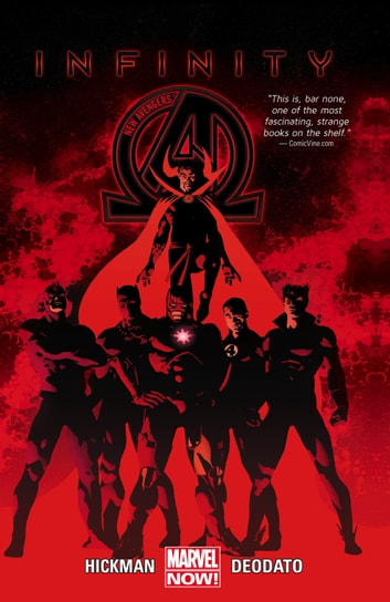 New Avengers Vol. 2: Infinity ebook by Jonathan Hickman