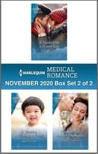 Harlequin Medical Romance November 2020 - Box Set 2 of 2 ebook by Tina Beckett, Annie Claydon, Amy Ruttan