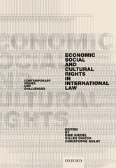 Economic, Social, and Cultural Rights in International Law - Contemporary Issues and Challenges ebook by
