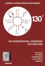 12th International Congress on Catalysis ebook by Corma, A.