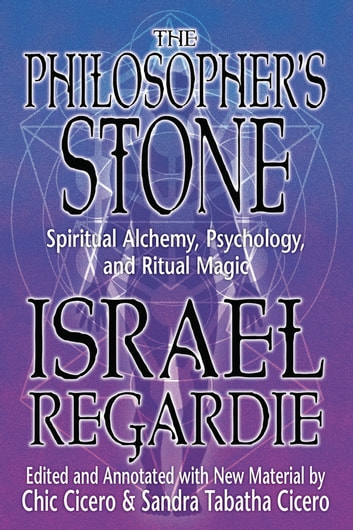 The Philosophers Stone Ebook By Israel Regardie 9780738737362