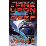 A Fire Upon The Deep audiobook by Vernor Vinge