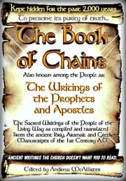 The Book of Chains ebook by Andrew McAllister Sr