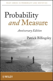 Probability and Measure ebook by Patrick Billingsley