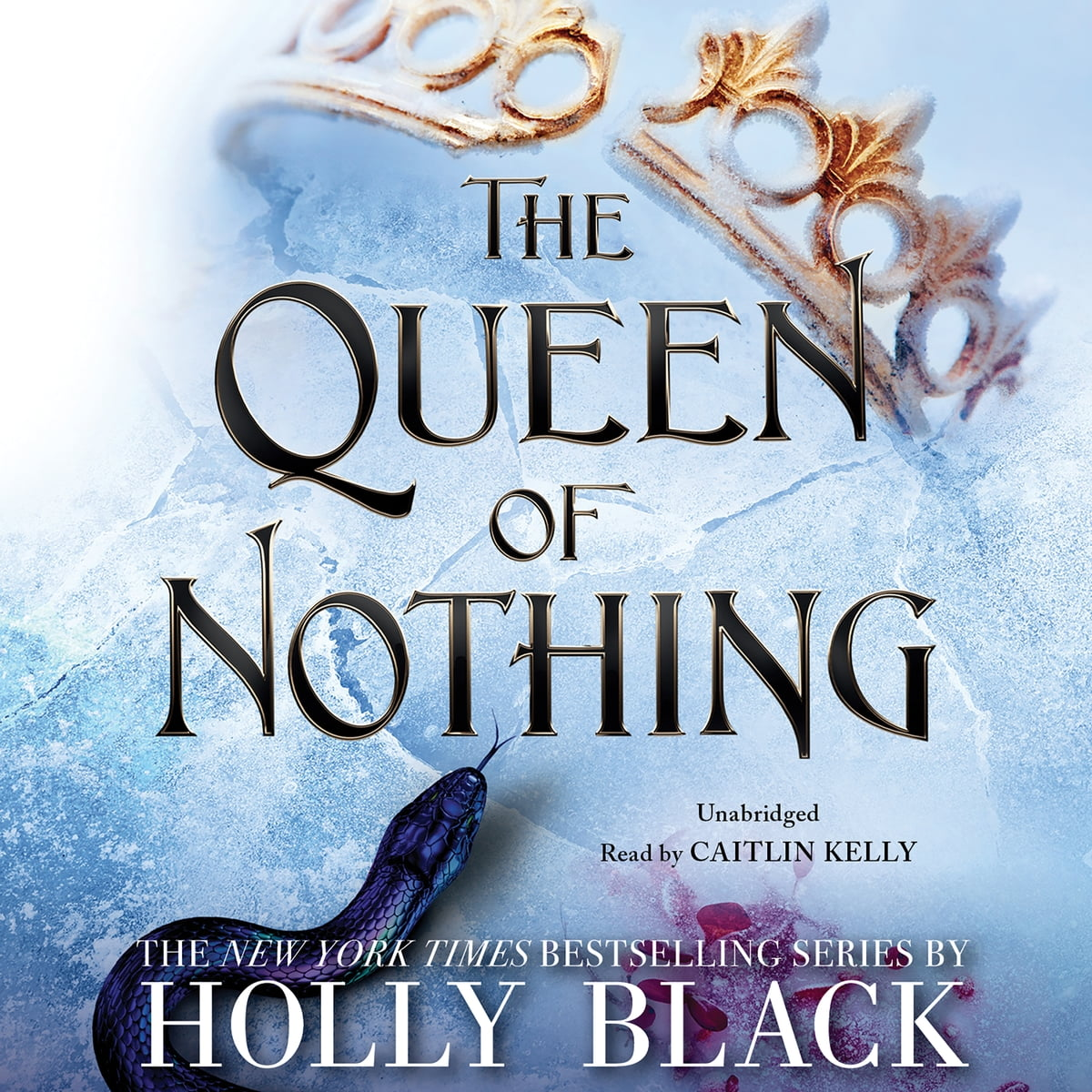The Queen of Nothing Audiobook by Holly Black - 9781549150173 ...