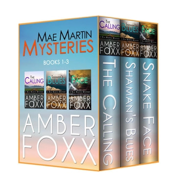 The Mae Martin Mysteries Books 1-3 - Mae Martin Mysteries ebook by Amber Foxx