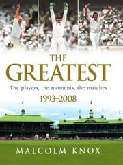 The Greatest ebook by Malcolm Knox
