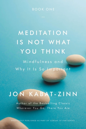 Meditation Is Not What You Think - Mindfulness and Why It Is So Important ebook by Jon Kabat-Zinn