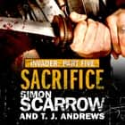 Invader: Sacrifice (5 in the Invader Novella Series) audiobook by Simon Scarrow, T. J. Andrews