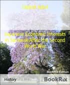 Japanese Economic Interests in Sarawak After the Second World War ebook by Uqbah Iqbal