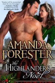 The Highlander's Noel - A Christmas Short Story ebook by Amanda Forester