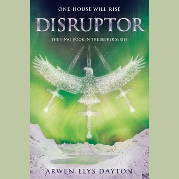 Disruptor audiobook by Arwen Elys Dayton