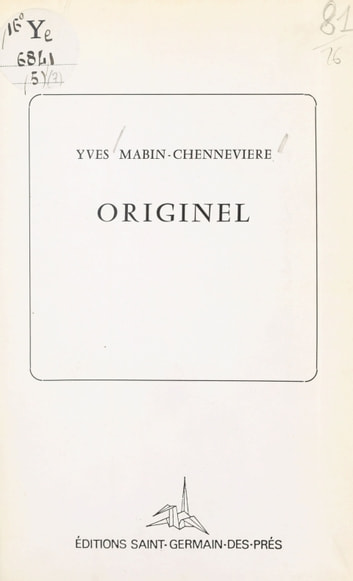 Originel ebook by Yves Mabin Chennevière