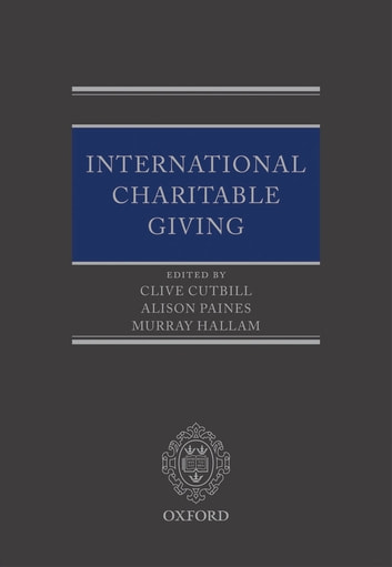 International Charitable Giving ebook by