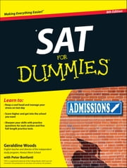 SAT For Dummies ebook by Geraldine Woods,Peter Bonfanti,Kristin Josephson