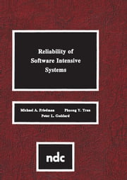 Reliability of Software Intensive Systems ebook by Kobo.Web.Store.Products.Fields.ContributorFieldViewModel