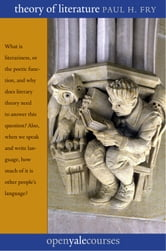 Theory of Literature ebook by Paul H. Fry