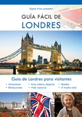 Guía Fácil de Londres ebook by Patrick Gubbins