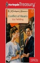Conflict of Hearts ebook by Liz Fielding