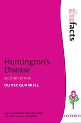 Huntington's Disease ebook by Oliver W J Quarrell
