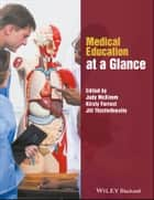 Medical Education at a Glance ebook by Judy McKimm, Kirsty Forrest, Jill Thistlethwaite