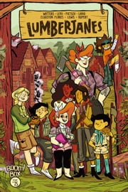 Lumberjanes #25 ebook by Shannon Watters,Kat Leyh,Chynna Clugston-Flores,Brooke A. Allen,Laura Lewis
