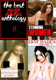 The Best Nude Photos Anthology 8 - 3 books in one ebook by Candice Haughton,Lisa North,Lisa Barnes