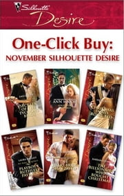 One-Click Buy: November Silhouette Desire ebook by Emilie Rose, Ann Major, Heidi Betts,...