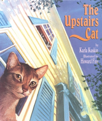 The Upstairs Cat ebook by
