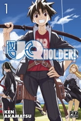 UQ Holder! T01 ebook by Ken Akamatsu