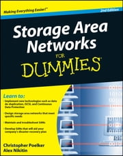 Storage Area Networks For Dummies ebook by Christopher Poelker,Alex Nikitin