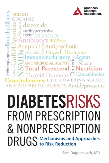 Diabetes Risks from Prescription and Nonprescription Drugs - Mechanisms and Approaches to Risk Reduction ebook by Samuel Dagogo-Jack