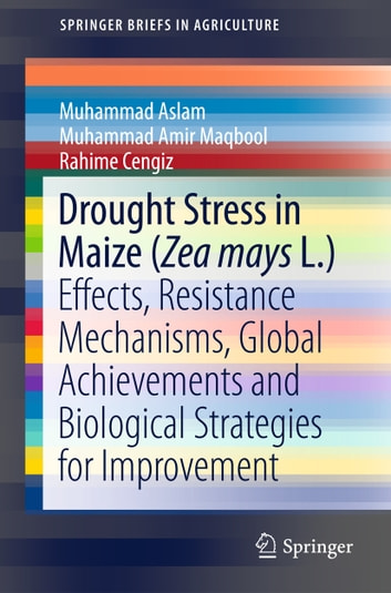 Drought Stress in Maize (Zea mays L.) - Effects, Resistance Mechanisms, Global Achievements and Biological Strategies for Improvement ebook by Muhammad Aslam,Muhammad Amir Maqbool,Rahime Cengiz