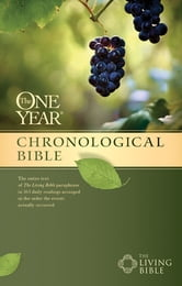 The One Year Chronological Bible TLB ebook by Tyndale