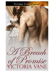 A Breach of Promise ebook by Victoria Vane