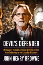 Devil's Defender ebook by John Browne