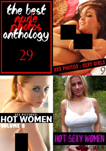 The Best Nude Photos Anthology 29 - 3 books in one ebook by Melody Barker,Michelle Moseley,Dianne Rathburn