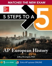 5 Steps to a 5 AP European History 2016 Edition ebook by Jeffrey Brautigam