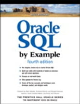 Oracle SQL by Example ebook by Alice Rischert