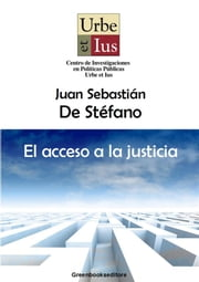 El acceso a la justicia ebook by Kobo.Web.Store.Products.Fields.ContributorFieldViewModel