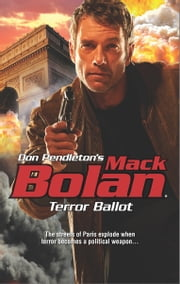 Terror Ballot ebook by Don Pendleton
